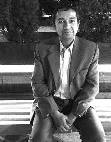Descriptive image for Alumnus of the Year: Suman Banerjee (PhD, '03)