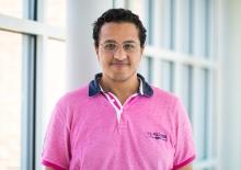 Descriptive image for Ahmed Elgohary receives IBM PhD Fellowship