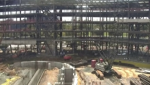 Descriptive Image for Iribe Center Construction Camera