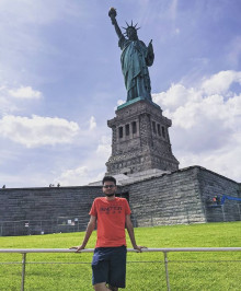 Photo of Siddharth Singh
