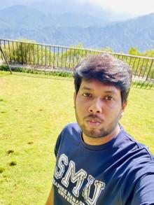 Photo of Vinoj Jayasundara