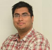Photo of Arnab Ray