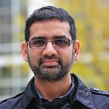 Photo of Sridhar Hannenhalli