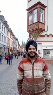 Photo of Noor Pratap Singh