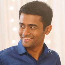 Photo of Vinu Sankar Sadasivan
