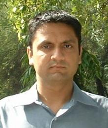 Photo of Amol Deshpande