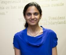 Photo of Rashmi Sankepally
