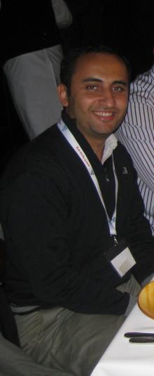 Photo of Mahmoud F. Sayed