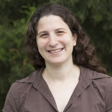 Photo of Naomi Feldman