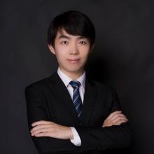 Photo of Zhenyu Tang