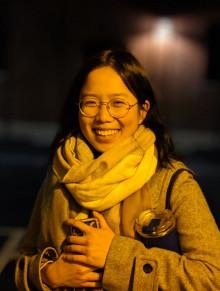 Photo of Yuelin Liu