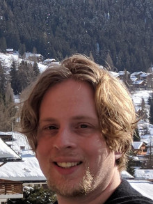 Photo of Ian Miers
