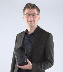 Photo of Michael Antonov