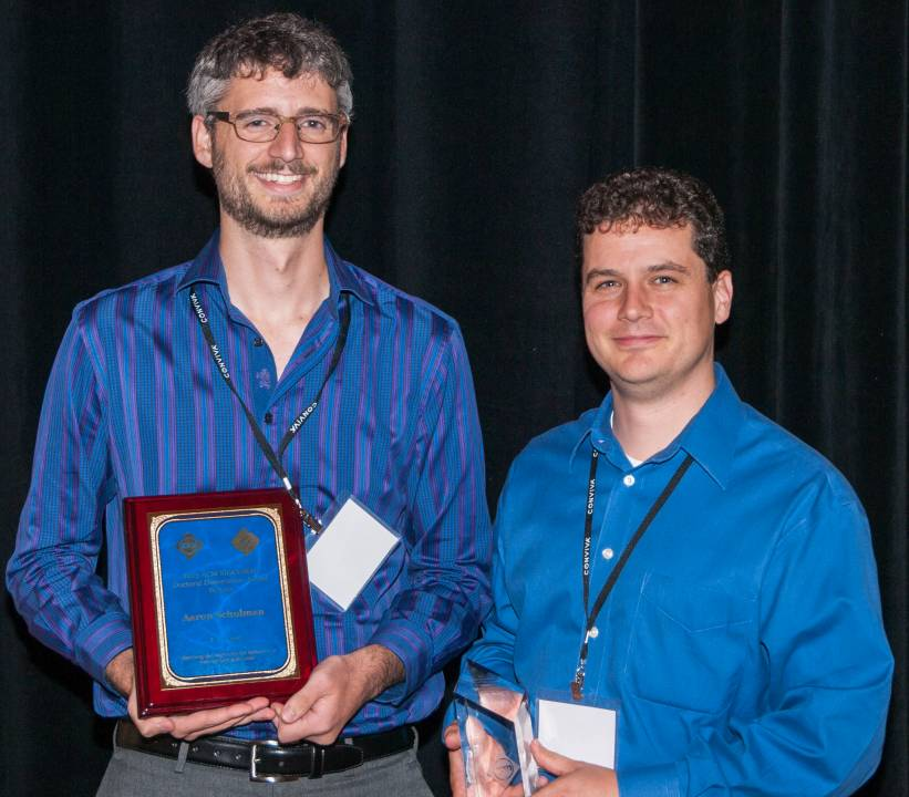 Descriptive Image for Neil Spring and Aaron Schulman win awards at SIGCOMM