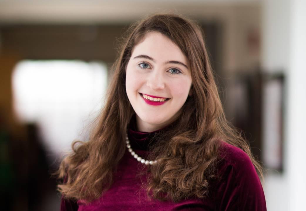 Descriptive Image for PhD Student Elissa Redmiles Named Facebook Fellow for 2017