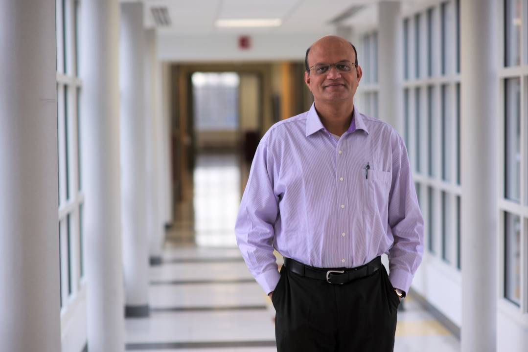 Descriptive image for Professor Aravind Srinivasan named AMS Fellow for 2019