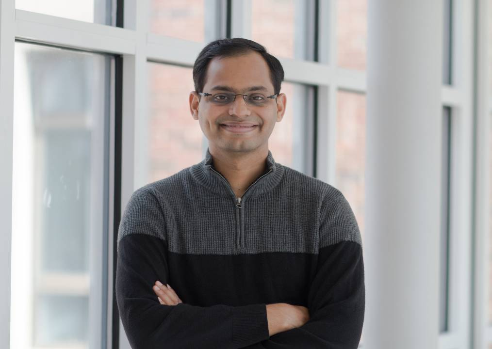 Descriptive image for Kartik Nayak (Ph.D '18) appointed as Assistant Professor at Duke University