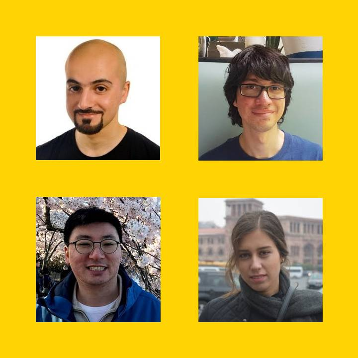 Descriptive image for Four PhD students awarded  Ann G. Wylie Dissertation Fellowship for the 2019-2020 academic year