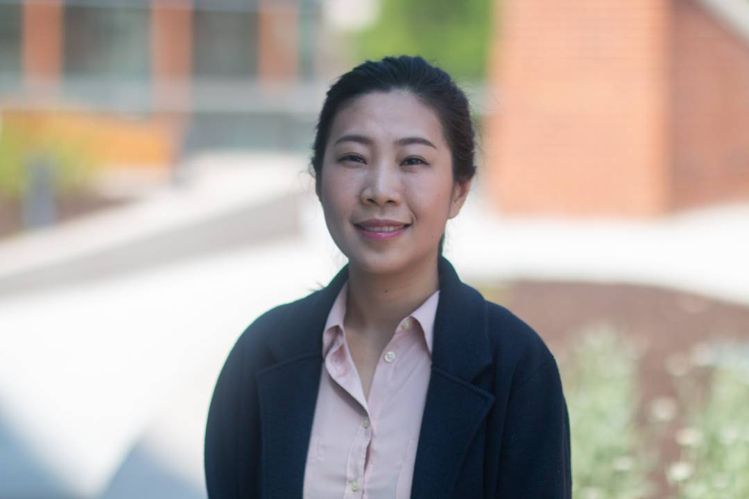 Descriptive image for Assistant Professor Huang receives two awards