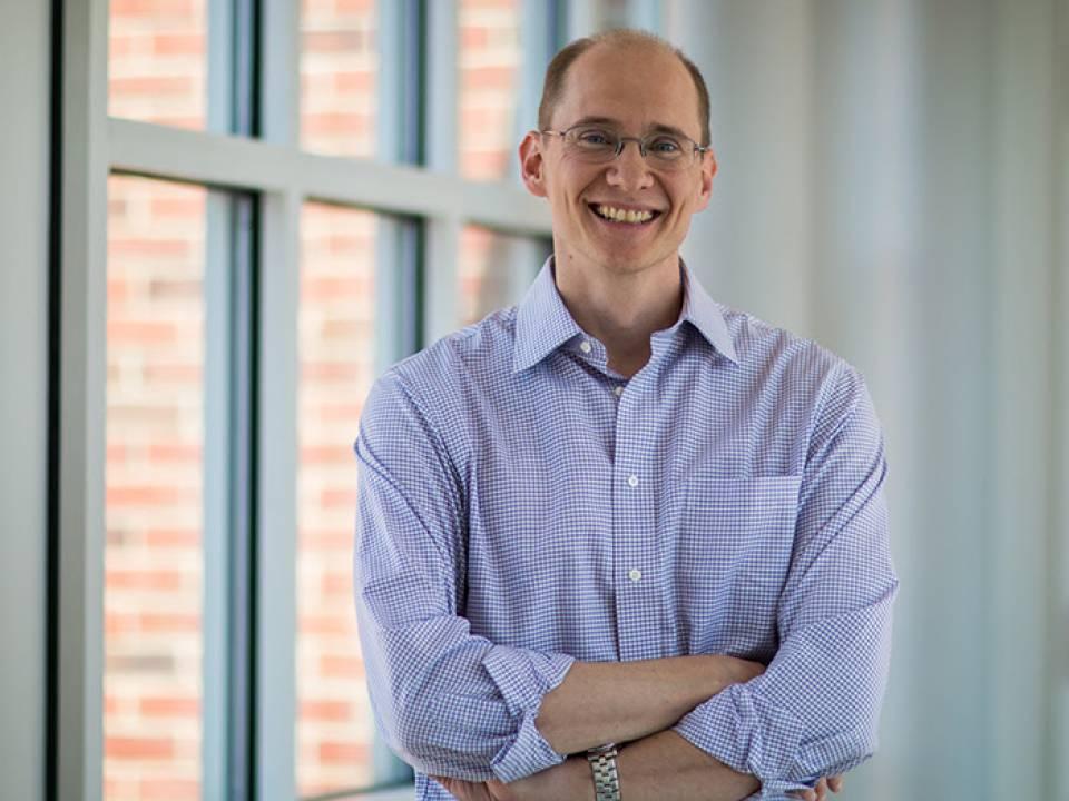 Descriptive image for Professor Jonathan Katz has been named a Fellow of the IACR
