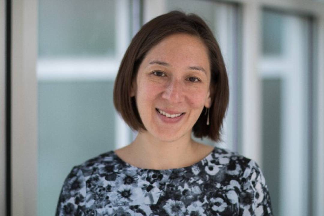 Descriptive image for Assistant Professor Marine Carpuat receives Maryland Catalyst Fund New Direction 2019 Award