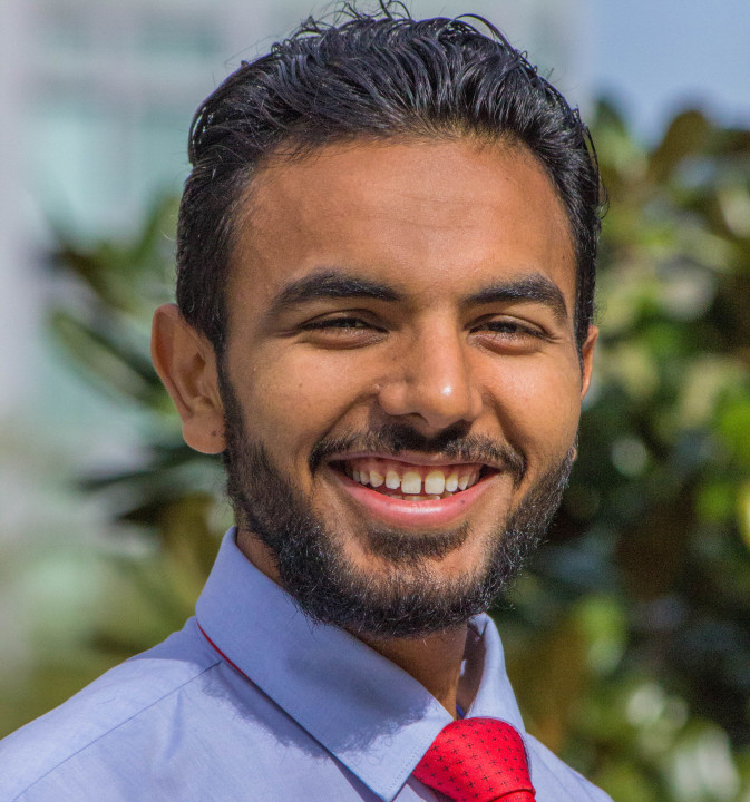 Descriptive image for Varun Suryan Wins the UMD Three-Minute Thesis Competition for 2020