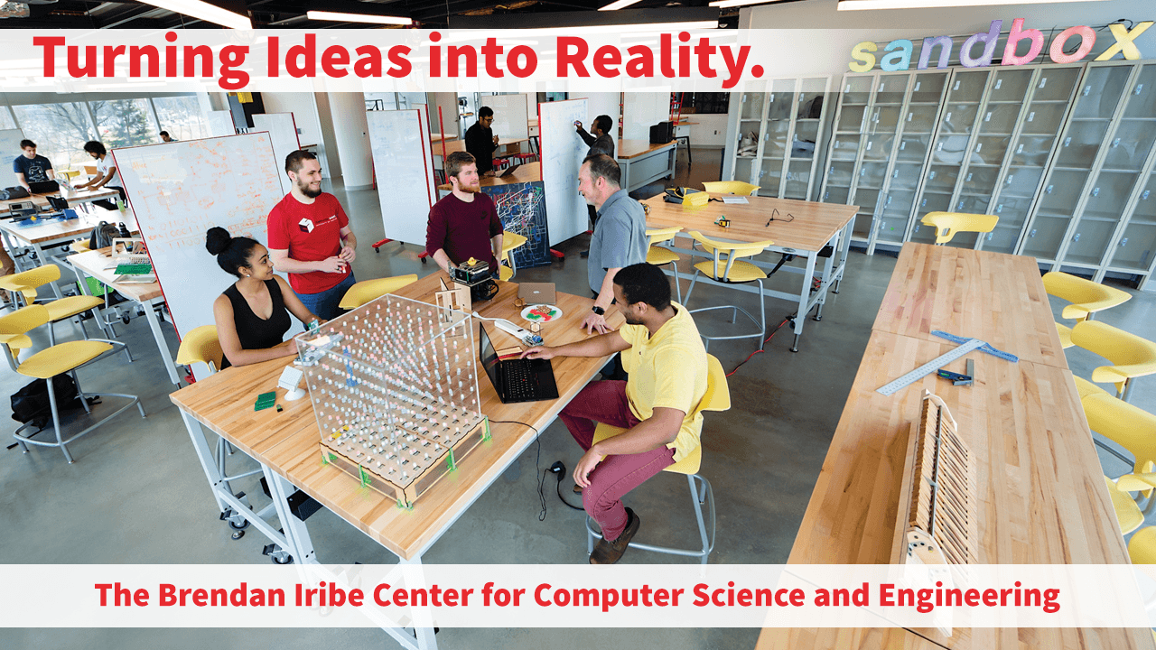 Turning Ideas Into Reality Image of Sandbox makerspace