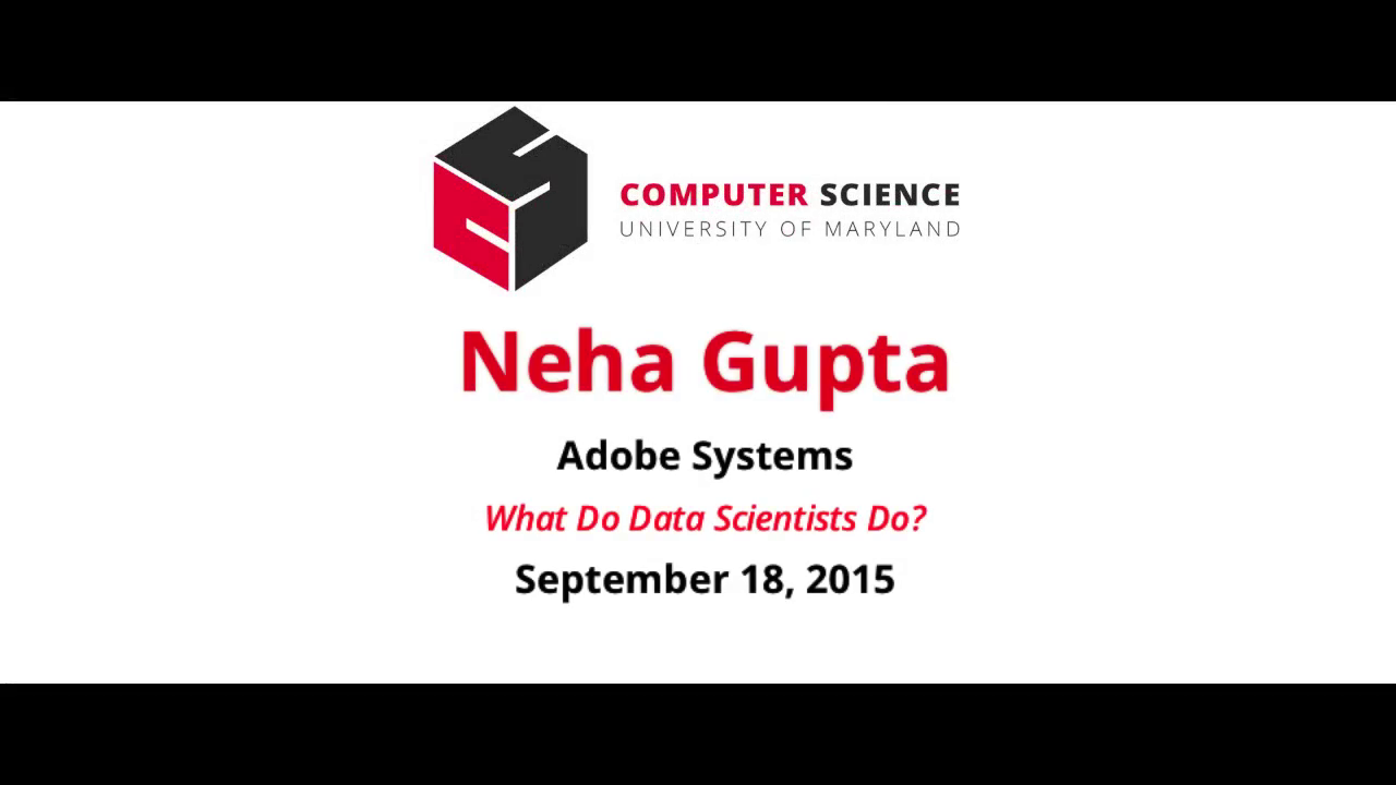 Video title card for 2015 Other Gupta