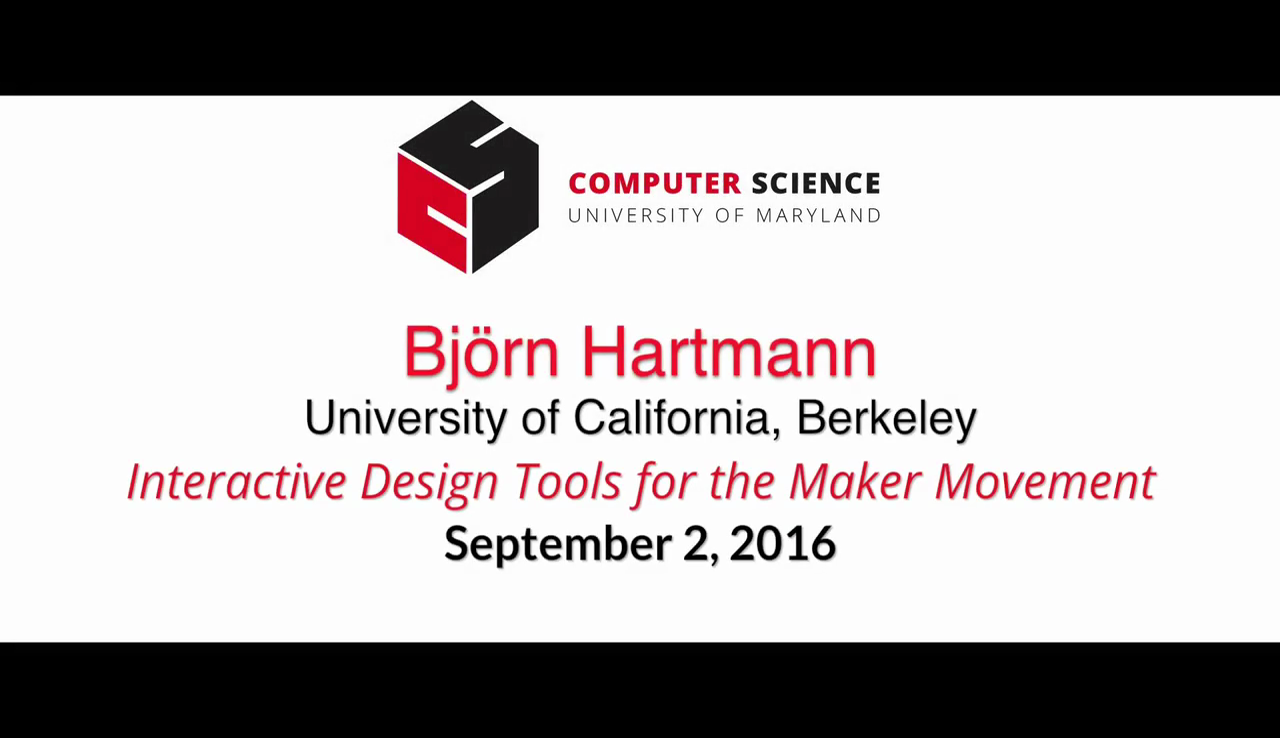 Video title card for 2016 Colloquium Hartmann