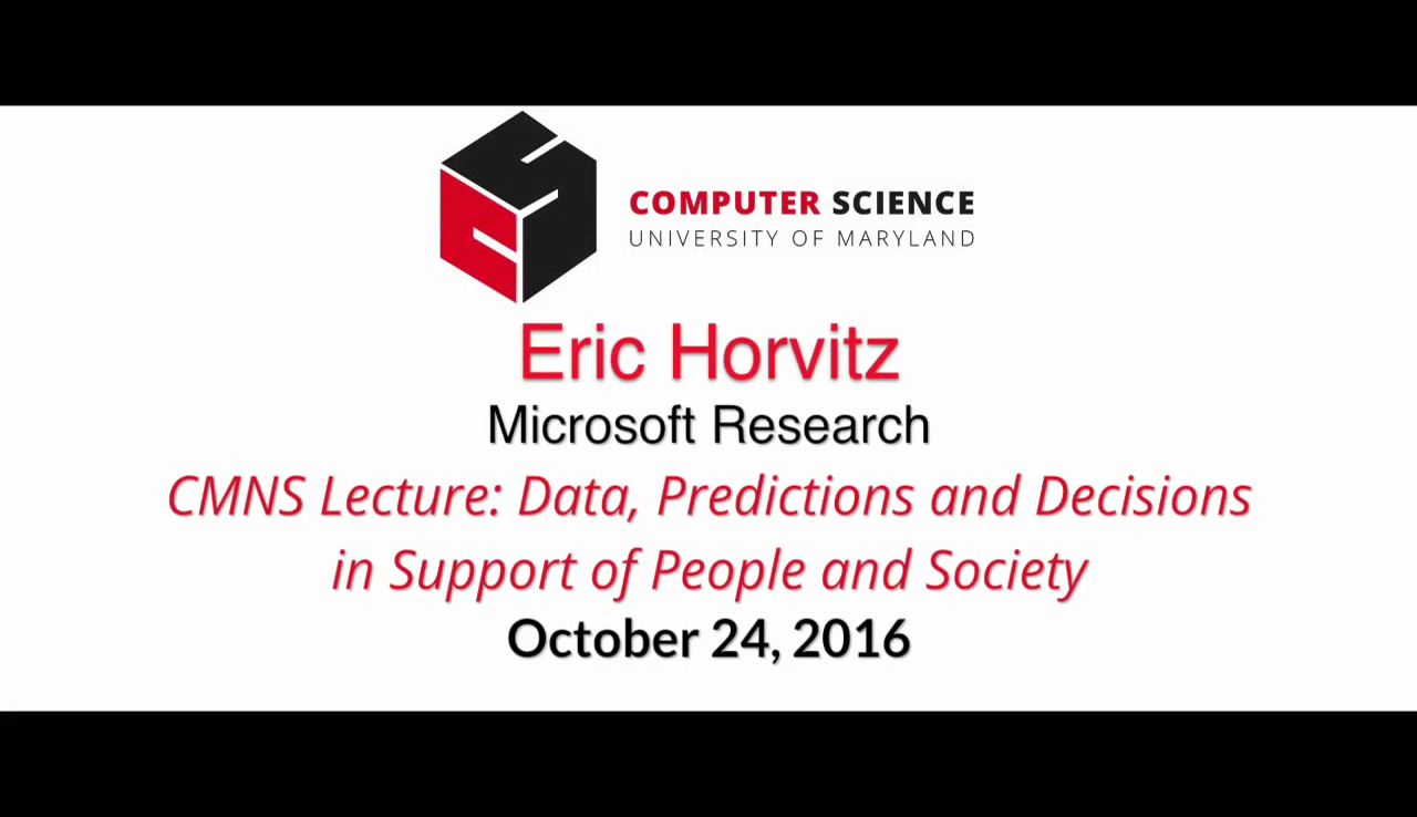 Video title card for 2016 Other Horvitz