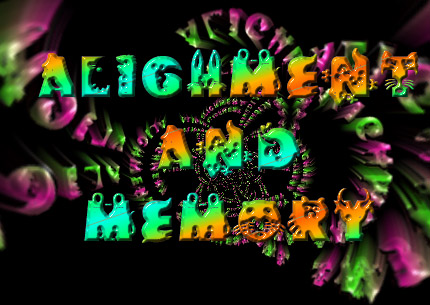 memory and alignment